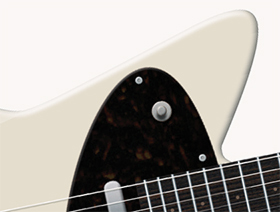 off guitar design