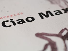 Margot Krottenthaler – Buch Ciao Max