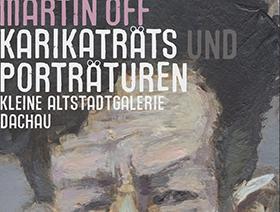 Martin Off – Karikaträts & Porträturen