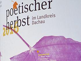 Poetischer Herbst im Landkreis Dachau