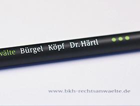 Kanzlei Bürgel, Köpf, Dr. Härtl
